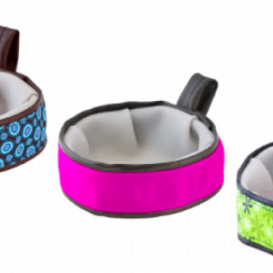 Cycle dog travel bowl