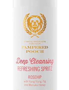 Pampered Pooch Rosehip spritzer