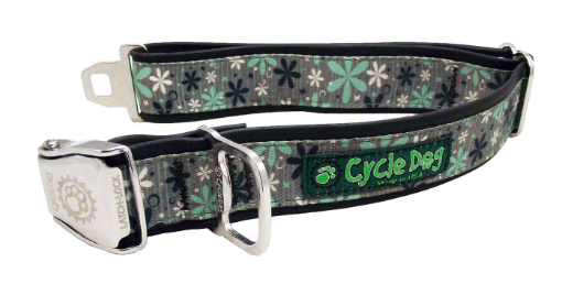 Cycle Dog Retro mint collar
