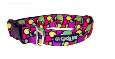 Cycle Dog Lava Lamp dog collar