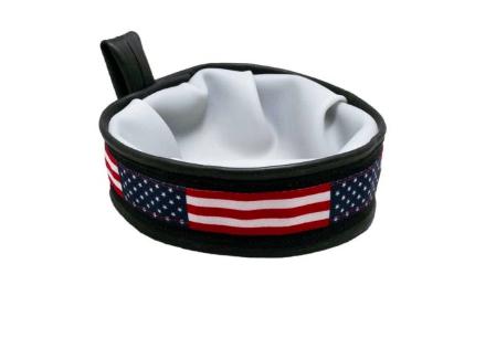 Cycle Dog collapsable travel bowl USA
