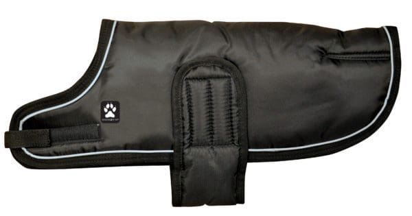 ShedrowK9 Tundra dog coat with fleece lining.