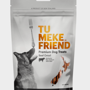 Tu Meke Beef Oxtail chewy dog treats
