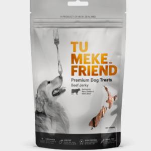 Tu Meke Friend Premium dog treats Beef Jerky 100gms