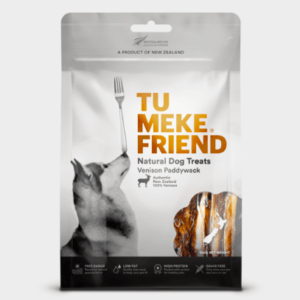 Tu Meke Friend dog treats venison chews 60g