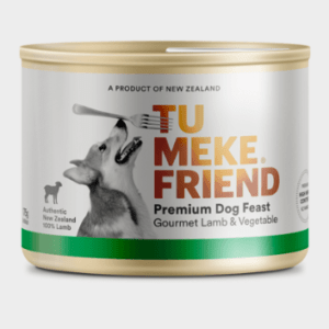 Tu Meke Friend canned Gourmet Lamb and Vegetables 175g