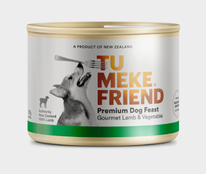 Tu Meke Friend canned Gourmet Lamb and Vegetables 175g