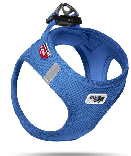 Curli comfort step in harness