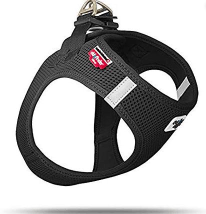 Curli Comfort vest harness black