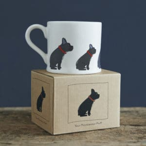 French Bull dog mug - Mischievous Mutt