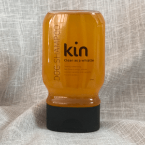 Kin dog shampoo clean as a whistle