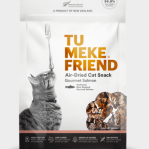 Tu Meke Friend Air Dried cat snack and food topper 120gm