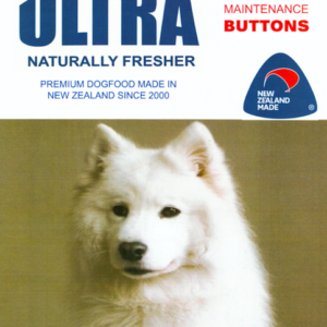 Ultra healthy premium dog food 5kg