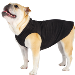 Goldpaw dog wear stretchy fleece, soft and warm for winter