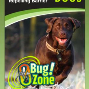 Obugzone flea repeller chemical free