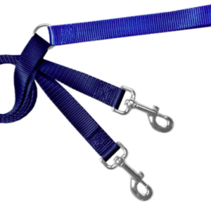 2 Hounds Euro connection leash use with the 2 Hounds Freedom harness