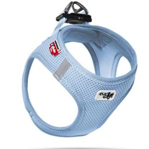 Curli Air Mesh Comfort Harness Skyblue
